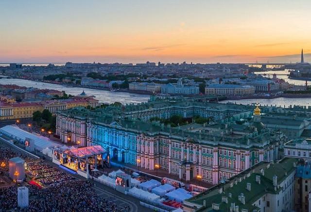 г.Санкт-Петербург. День города. 26 Мая 2018