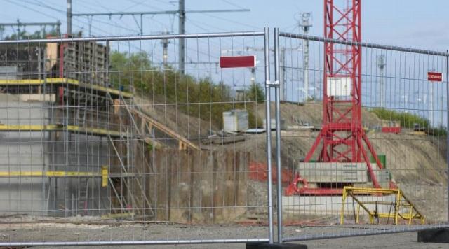 Ограждение строительной площадки